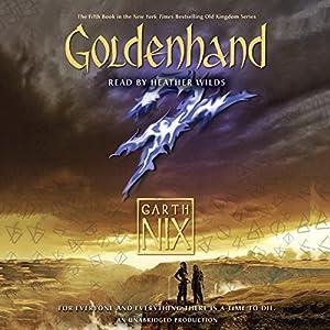 Goldenhand Audiobook