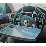 Car Auto laptop Tablet PC iPad Mount Stand Holder Desk Table Drink Food Cup Tray