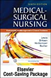 img - for Medical-Surgical Nursing - Single-Volume Text and Simulation Learning System Package, 9e book / textbook / text book