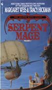 Serpent Mage (Death Gate Cycle) by Margaret Weis, Tracy Hickman cover image