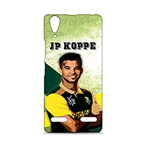 ezyPRNT Mobile Back Case Cover for Lenovo A6000 with Beautiful Premium JP Koppe Design