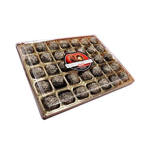 "Dark Chocolate Gift Box ""DOUCE SYMPHONIE NOIR"", 16.5 oz : Chocolate"