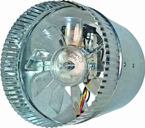 Suncourt DB306P Inductor In-Line 2-Speed Duct Fan at Sears.com