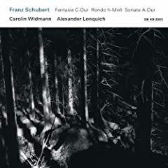 Schubert: Fantasia in C, for Violin and Piano D.934 - Andantino (Tema con variazioni)