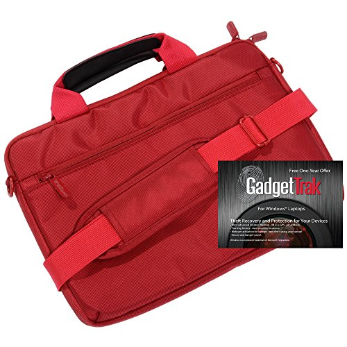 pc-treasures-slipit-select-notebook-cases-sleeve-red-monotone-scratch-resistant-chromebook-google