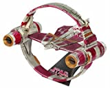 Obi Wan's Jedi Starfighter with Hyperspace Ring - Star Wars Die Cast Titanium Series
