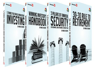 Master Your Financial Life (Pack of 4 Books) price comparison at Flipkart, Amazon, Crossword, Uread, Bookadda, Landmark, Homeshop18