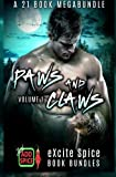 Paws and Claws Volume 1: 21 Book Excite Spice MEGA Bundle