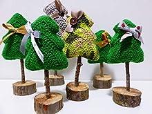 Árbol Navidad crochet