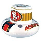 San Francisco 49ers Floating Cooler