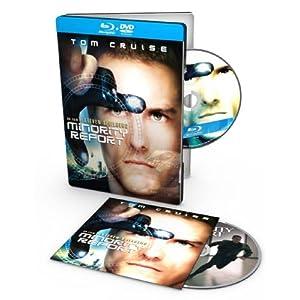 Minority Report [Combo Blu-ray + DVD - Édition Limitée boîtier SteelBook