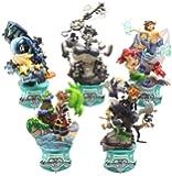 Disney Characters Formation Arts Kingdom Hearts II vol.3 (6 pcs box)