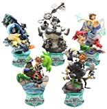 Disney characters FORMATION ARTS KINGDOM HEARTS II -vol.3 BOX
