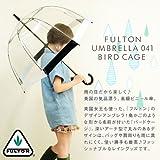 FULTON  フルトン L041 BIRDCAGE  アンブレラ 傘 かさ UMBRELLA (フローラルボーダー)