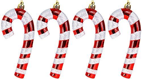 4 st ck weihnachtskugeln christbaumkugeln for Nostalgische weihnachtskugeln
