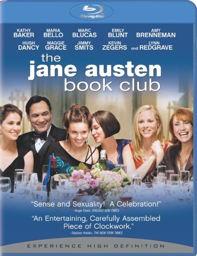 Cover art for  The Jane Austen Book Club [Blu-ray]