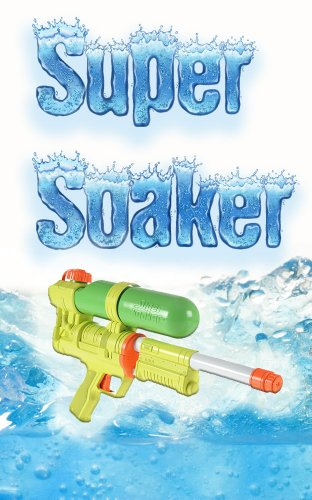 super-soaker-english-edition