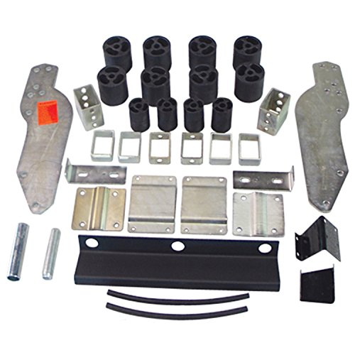 Performance Accessories (40043) Body Lift Kit for Nissan Frontier (2003 Nissan Frontier Lift Kit compare prices)