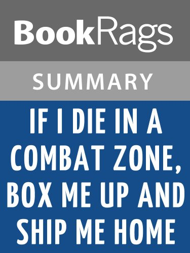 "an analysis of tim obriens tale if i die in a combat zone Throughout this analysis, herr's memoir, dispatches, provides a useful   elements lingers in tim o'brien's memoir if i die in a combat zone as well  ""i  think the tale acquired wide currency because it neatly expressed the."