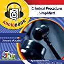 Criminal Procedure: Perfect Study Tool for Every Law Student & Practicing Attorney (       UNABRIDGED) by Benjamin Morton Narrated by Deaver Brown