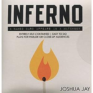 Inferno by Joshua Jay and Card-Shark - Trick