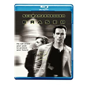 Click to buy Arnold Schwarzenegger Movies: Eraser (Blu-ray) from Amazon!