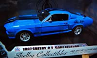 Shelby Collectibles 1:18 1967 SHELBY GT500E ELEANOR 60セカンズ エレノア ブルー