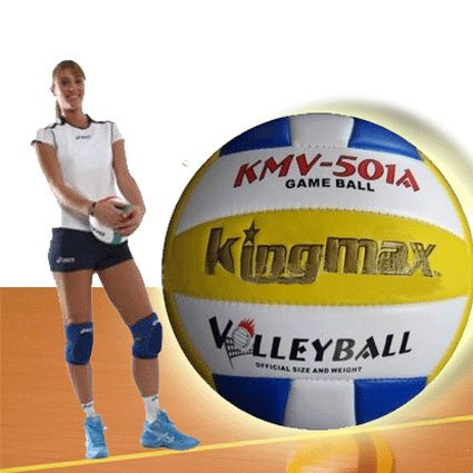 KINGMAX 010445 BALL VOLLEYBALL VOLLEYBALL KMV-501A SOFT MASSNAHMEN OFFICIAL