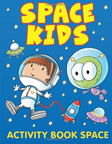 Space Kids: Activity Book Space