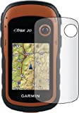 Guarmor - 3x Garmin eTrex 10 20 30 Handheld GPS Premium Clear LCD Screen Protector Guard Film