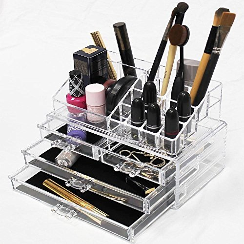 chancery-double-layer-beauty-clear-acrylic-cosmetic-drawer-make-up-nail-polish-varnish-display-stand