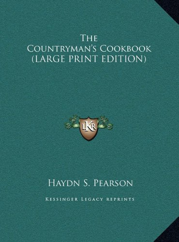 The Countryman's Cookbook