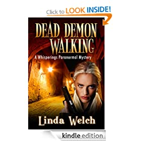 Dead Demon Walking, Whisperings book three. (Whisperings Paranormal Mystery)