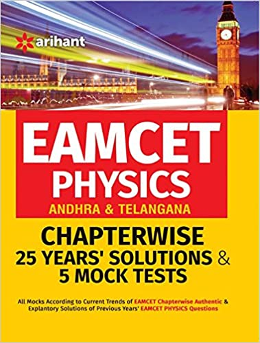 EAMCET Books for Physics Chemistry & Math askIITains