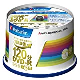  Verbatim DVD-R(CPRM) 1 120 1-16  50   VHR12JP50V4