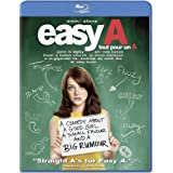Easy A [Blu-ray] (Bilingual)by Emma Stone