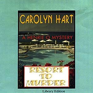 Resort to Murder Hörbuch