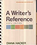 img - for Writer's Reference 6e & MLA Quick Reference Card book / textbook / text book