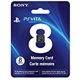 Sony PlayStation Vita Memory Card 8GB Model (PlayStation Vita)by Sony
