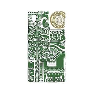 G-STAR Designer 3D Printed Back case cover for Sony Xperia Z1 - G6675