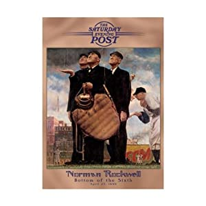The Saturday Evening Post Bottom of the Sixth Puzzle