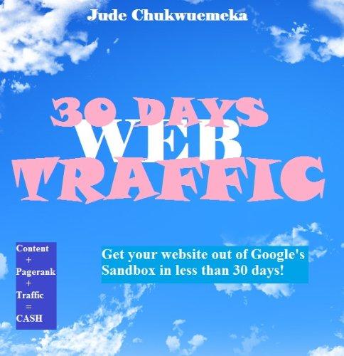 30 Days Web Traffic