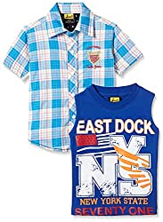Seals Boys' Shirt (AM8121_1_MULTI_2)