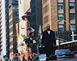 大きな写真「レオン」ナタリー・ポートマンとジャン・レノ、二人ぼっち