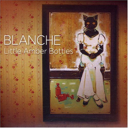 Blanche - Little Amber Bottles