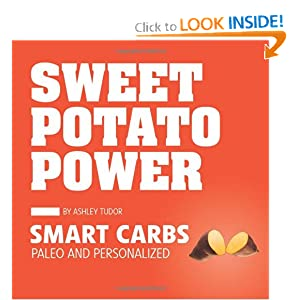 Sweet Potato Power - Ashley Tudor