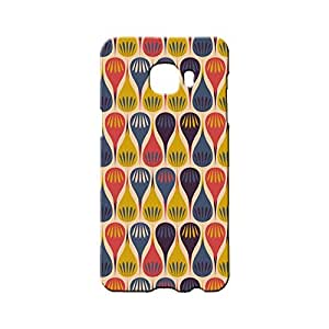 BLUEDIO Designer Printed Back case cover for Samsung Galaxy C7 - G6443