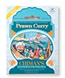 Chimans Prawn Curry Authentic Indian Spice Blend 1x21g