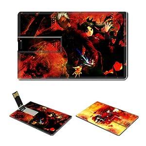 Fate Stay Night Anime Comic Game ACG Customized USB Flash Drive 16GB
