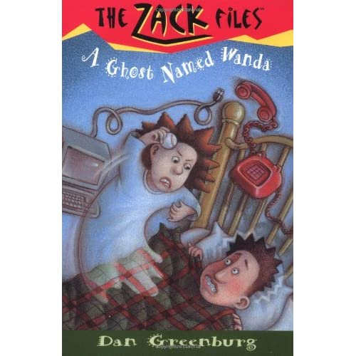 Zack-Files-03-A-Ghost-Named-Wanda-Greenburg-Dan-Author-Davis-Jack-E-Illu